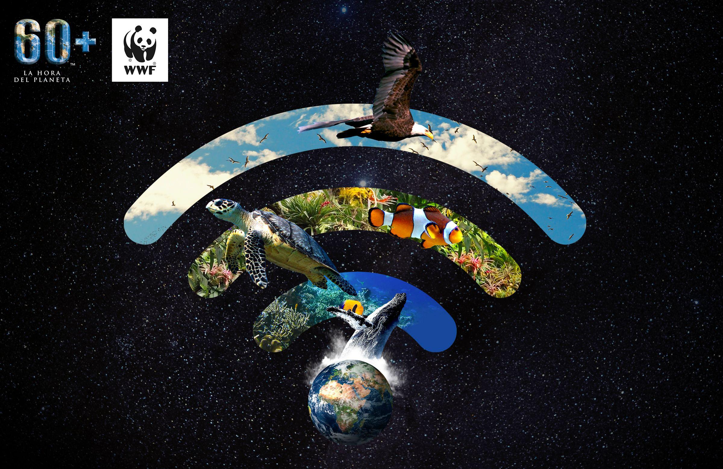 Parque Principado se suma a la Hora del Planeta