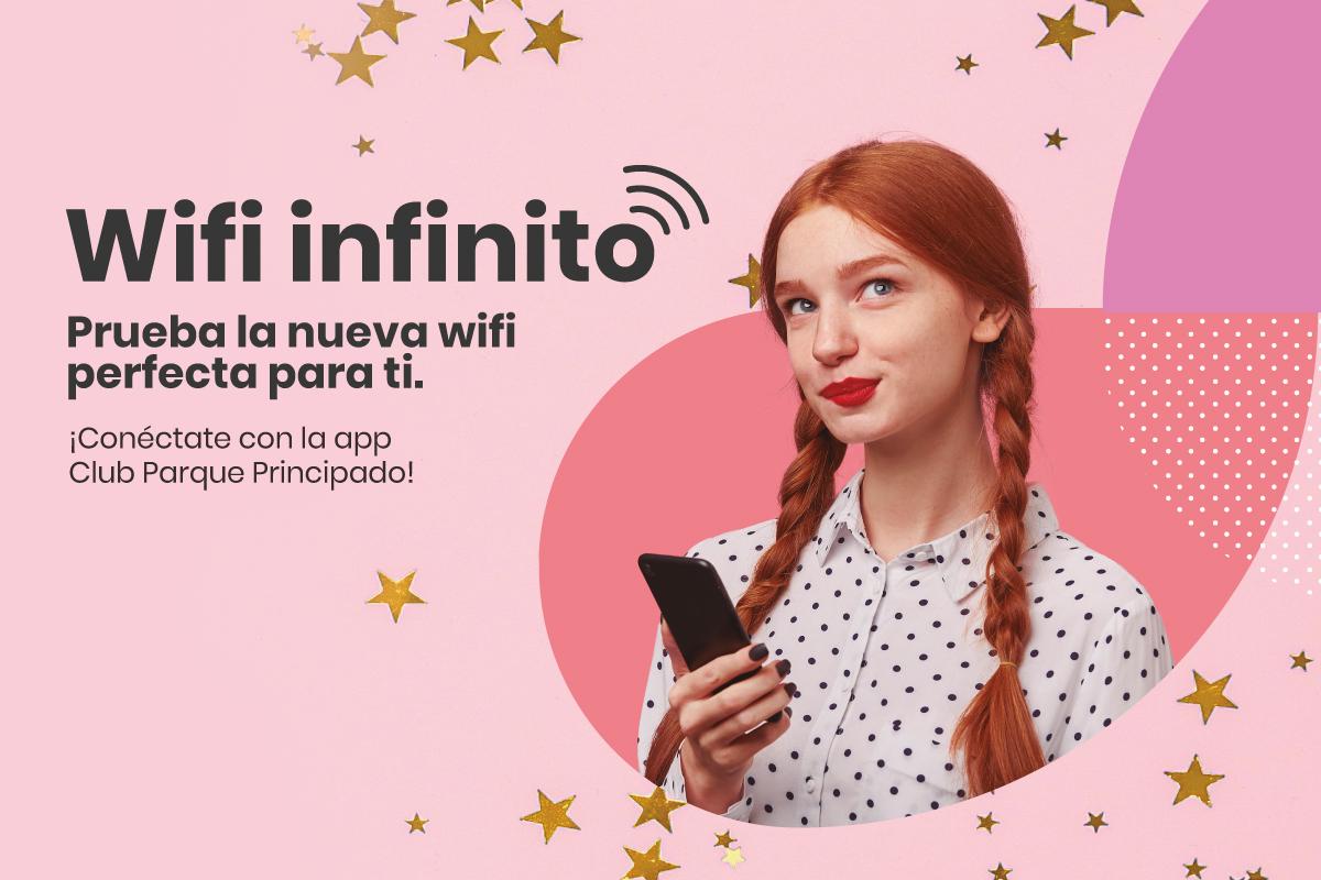servicio wifi infinito